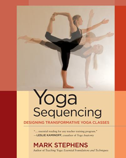 Yoga Sequencing book cover