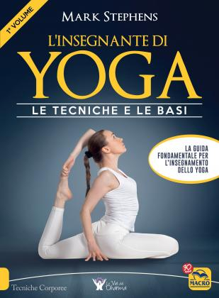 Teaching Yoga Italian cover