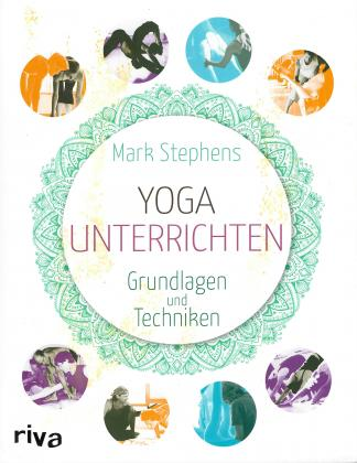 Teaching Yoga in German cover