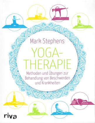 Yoga Therapy German language book cover